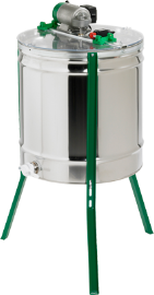 9 frame electric honey extractor
